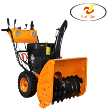 Snow sweeper machines farm tractor snow plow